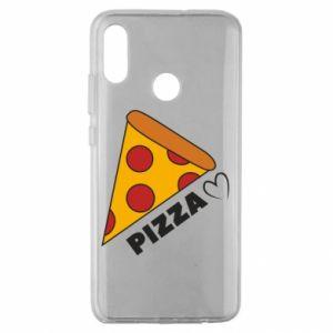 Etui na Huawei Honor 10 Lite Serce miłość pizzy