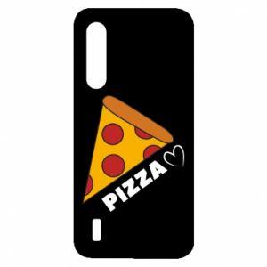Etui na Xiaomi Mi9 Lite Serce miłość pizzy