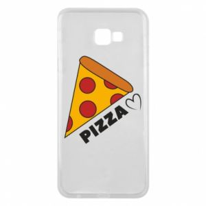Etui na Samsung J4 Plus 2018 Serce miłość pizzy