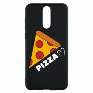 Etui na Huawei Mate 10 Lite Serce miłość pizzy