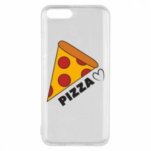 Etui na Xiaomi Mi6 Serce miłość pizzy
