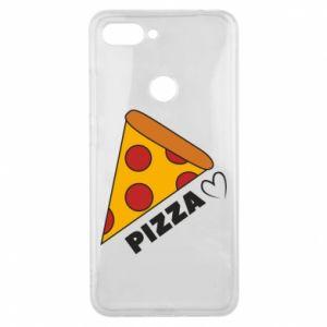 Etui na Xiaomi Mi8 Lite Serce miłość pizzy