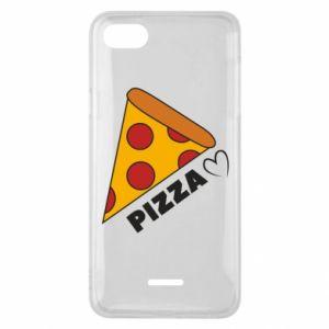 Etui na Xiaomi Redmi 6A Serce miłość pizzy