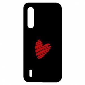 Etui na Xiaomi Mi9 Lite Serce Polska