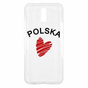Etui na Nokia 2.3 Serce Polska