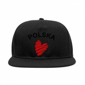 Snapback Serce Polska