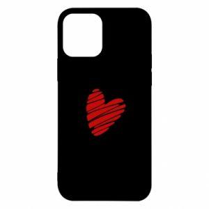 Etui na iPhone 12/12 Pro Serce Polska