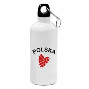 Bidon turystyczny Serce Polska