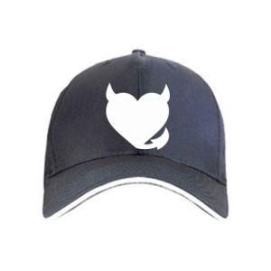 Cap Devil's heart