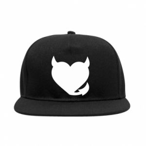 SnapBack Devil's heart