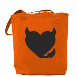 Bag Devil's heart
