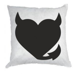 Pillow Devil's heart
