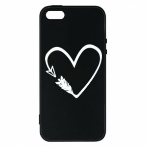 iPhone 5/5S/SE Case Heart