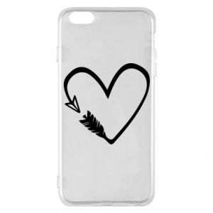 iPhone 6 Plus/6S Plus Case Heart