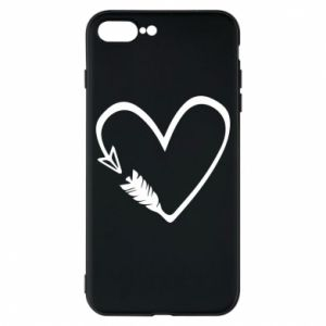 iPhone 8 Plus Case Heart