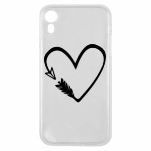 iPhone XR Case Heart
