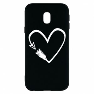 Samsung J3 2017 Case Heart