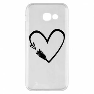 Samsung A5 2017 Case Heart
