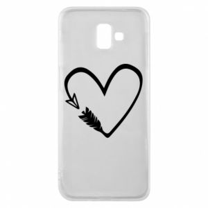 Samsung J6 Plus 2018 Case Heart