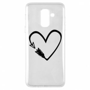 Samsung A6+ 2018 Case Heart