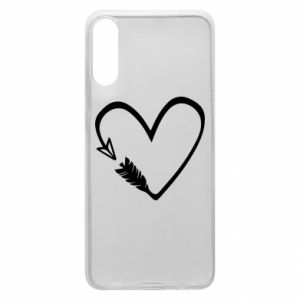 Samsung A70 Case Heart