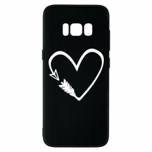 Samsung S8 Case Heart