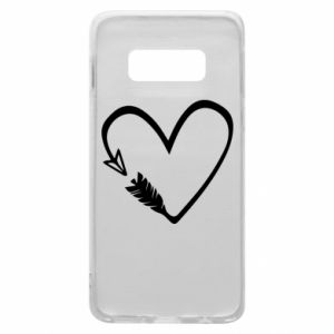 Samsung S10e Case Heart