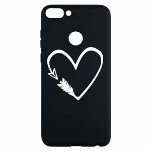 Huawei P Smart Case Heart