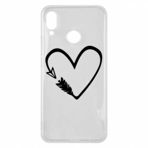 Huawei P Smart Plus Case Heart