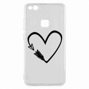 Huawei P10 Lite Case Heart