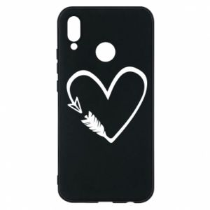 Huawei P20 Lite Case Heart