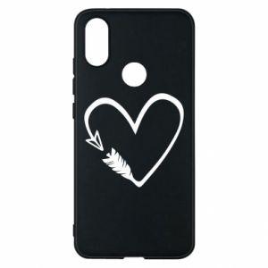 Xiaomi Mi A2 Case Heart