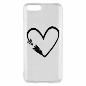 Xiaomi Mi6 Case Heart