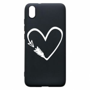 Xiaomi Redmi 7A Case Heart