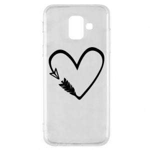 Samsung A6 2018 Case Heart