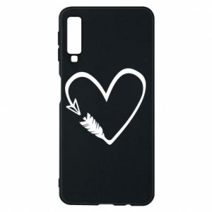 Samsung A7 2018 Case Heart