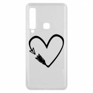 Samsung A9 2018 Case Heart