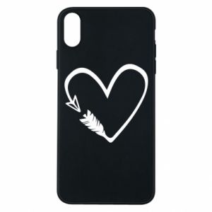 iPhone Xs Max Case Heart