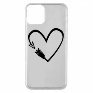 iPhone 11 Case Heart