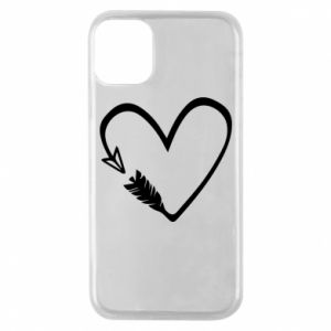 iPhone 11 Pro Case Heart