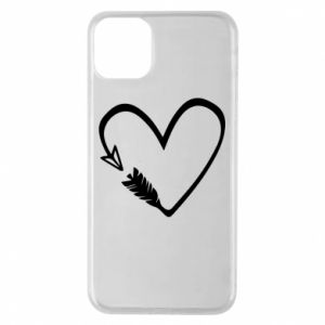 iPhone 11 Pro Max Case Heart