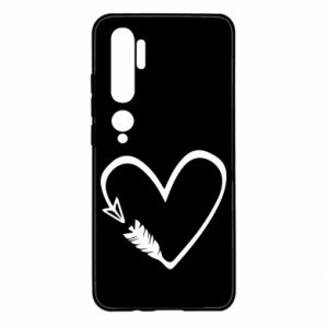 Xiaomi Mi Note 10 Case Heart