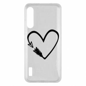 Xiaomi Mi A3 Case Heart