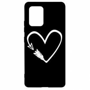 Samsung S10 Lite Case Heart