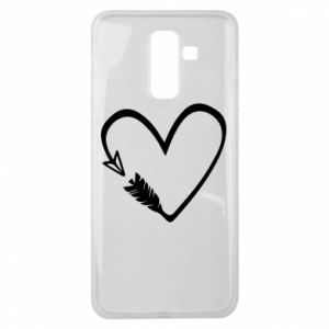 Samsung J8 2018 Case Heart