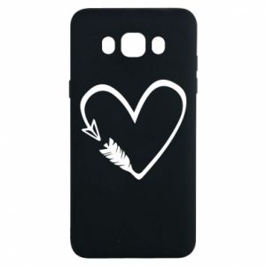 Samsung J7 2016 Case Heart