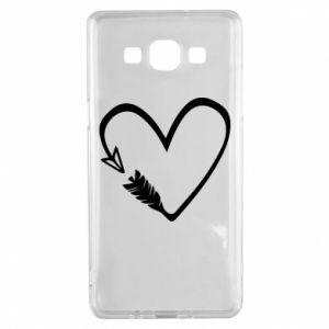 Samsung A5 2015 Case Heart