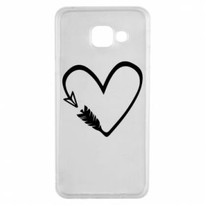 Samsung A3 2016 Case Heart