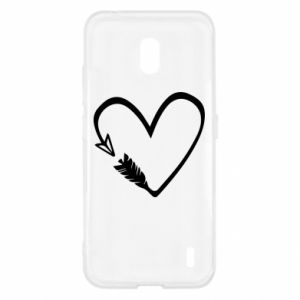 Nokia 2.2 Case Heart