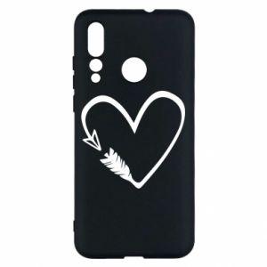 Huawei Nova 4 Case Heart